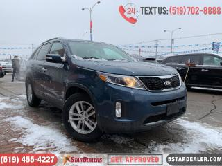 Used 2014 Kia Sorento LX | 7PASS | AWD | HEATED SEATS | V6 for sale in London, ON