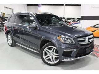 Used 2016 Mercedes-Benz GL-Class GL350 BlueTEC 4MATIC   AMG   IMMACULATE for sale in Vaughan, ON