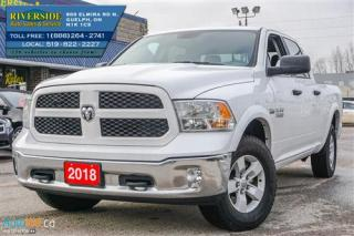 Used 2018 RAM 1500 HARVEST for sale in Guelph, ON
