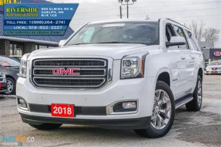 Used 2018 GMC Yukon XL SLT for sale in Guelph, ON