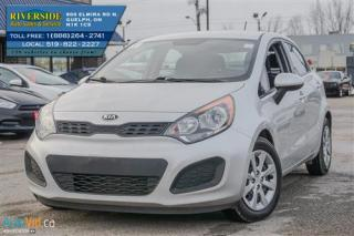 Used 2015 Kia Rio LX for sale in Guelph, ON