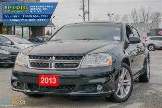 Used 2013 Dodge Avenger SXT for sale in Guelph, ON