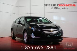 Used 2012 Chevrolet Volt HAYON + GARANTIE + AUBAINE !!! for sale in St-Basile-le-Grand, QC