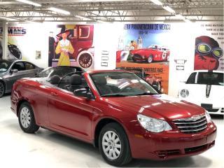 Used 2010 Chrysler Sebring LX for sale in Paris, ON