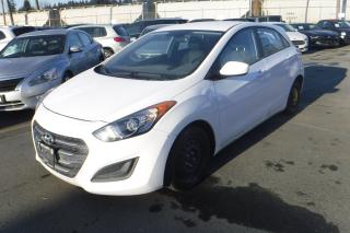 Used 2016 Hyundai Elantra GT Hatchback A/T for sale in Burnaby, BC