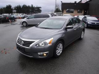 Used 2014 Nissan Altima 2.5 for sale in Burnaby, BC