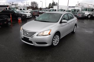 Used 2013 Nissan Sentra S CVT for sale in Burnaby, BC
