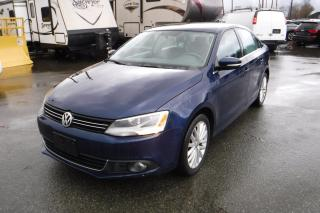 Used 2012 Volkswagen Jetta DIESEL TDI for sale in Burnaby, BC