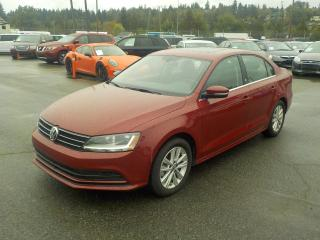 Used 2017 Volkswagen Jetta TSI Wolfsburg Edition for sale in Burnaby, BC