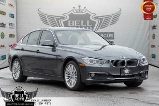 Used 2014 BMW 3 Series 328i xDrive MODERN PKG, NAVI, LEATHER, MOONROOF for sale in Toronto, ON