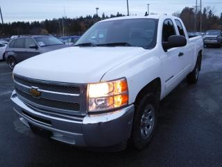 Used 2012 Chevrolet Silverado 1500 LT Ext. Cab 6.5 Ft. Box 2WD for sale in Burnaby, BC