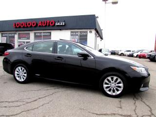 Used 2013 Lexus ES 300 h ULTRA PREMIUM NAVIGATION CAMERA CERTIFIED 2YR WARRANTY for sale in Milton, ON