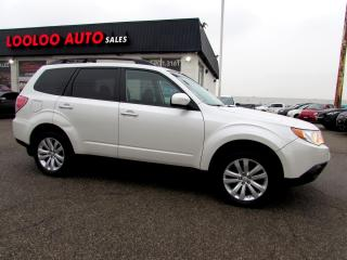 Used 2011 Subaru Forester 2.5X Premium AWD 5 SPD MANUAL SUNROOF CERTIFIED for sale in Milton, ON