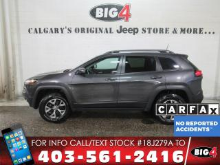 Used 2016 Jeep Cherokee Trailhawk for sale in Calgary, AB