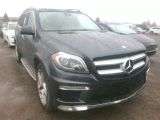 Used 2013 Mercedes-Benz GL-Class 4MATIC 4dr GL350 BlueTEC for sale in Barrie, ON
