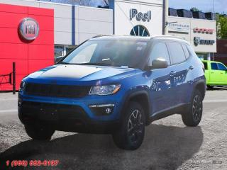 New 2019 Jeep Compass Trailhawk for sale in Mississauga, ON