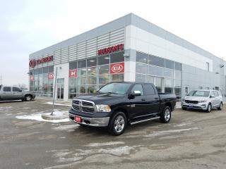 Used 2017 RAM 1500 RAM 1500 | SLT CREW CAB | 4X4 for sale in Stratford, ON