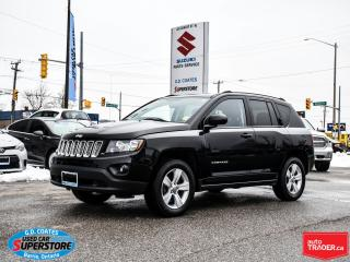 Used 2014 Jeep Compass North Edition 4x4 ~ONLY 49,000 KM! for sale in Barrie, ON