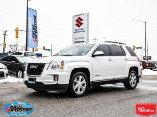 Used 2017 GMC Terrain SLE AWD for sale in Barrie, ON