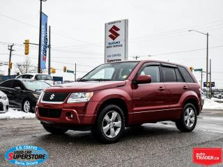 Used 2012 Suzuki Grand Vitara Urban 4x4 for sale in Barrie, ON
