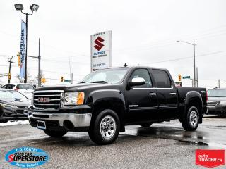 Used 2013 GMC Sierra 1500 SL NEVADA EDITION CREW CAB 4X4 for sale in Barrie, ON