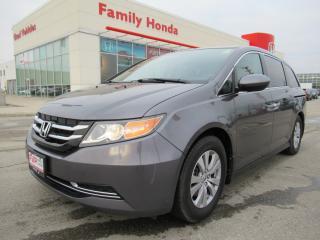Used 2016 Honda Odyssey EX, FREE WARRANTY!! for sale in Brampton, ON
