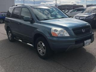 Used 2005 Honda Pilot EX, WOW! for sale in Brampton, ON