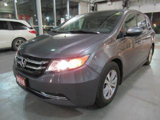 Used 2016 Honda Odyssey EX-L w/Navi, LOW KMS!! for sale in Brampton, ON