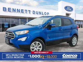 New 2018 Ford EcoSport SE for sale in Regina, SK