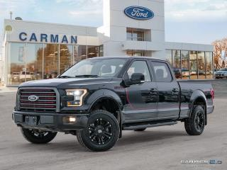Used 2016 Ford F-150 LARIAT SPECIAL EDITION for sale in Carman, MB