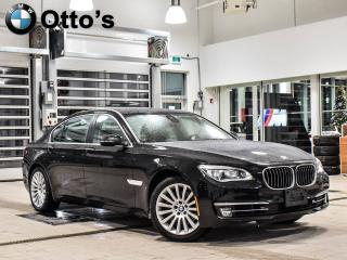 Used 2015 BMW 7 Series 740Ld xDrive for sale in Ottawa, ON
