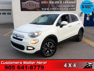 Used 2016 Fiat 500 X Sport  AWD HEATED SEATS BLUETOOTH POWER GROUP for sale in St. Catharines, ON