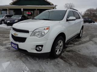 Used 2013 Chevrolet Equinox 1LT AWD for sale in Orillia, ON