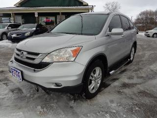 Used 2011 Honda CR-V EX 4WD 5AT for sale in Orillia, ON