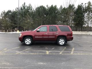 Used 2011 Chevrolet Tahoe LTZ 4WD for sale in Cayuga, ON