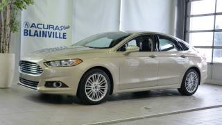 Used 2016 Ford Fusion SE ECOBOOST ** AWD ** for sale in Blainville, QC