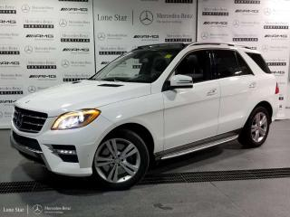 Used 2015 Mercedes-Benz ML-Class ML400 4MATIC for sale in Calgary, AB
