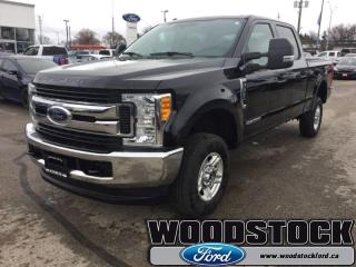 Used 17 Ford F-250 Super Duty XLT  6.7L DIESEL, LOCAL TRADE, LOW KM for sale in Woodstock, ON