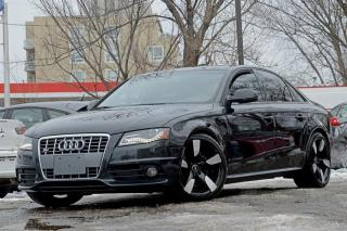 Used 2012 Audi S4 3.0T Prem S tronic qtro for sale in Ottawa, ON