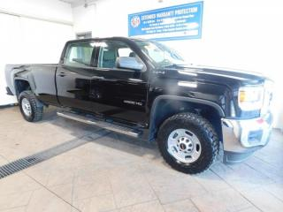Used 2018 GMC Sierra 2500 HD CREW CAB 4WD for sale in Listowel, ON