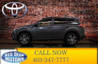 Used 2017 Toyota RAV4 AWD LE BCam for sale in Red Deer, AB