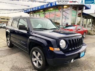 Used 2016 Jeep Patriot 4WD 4DR HIGH ALTITUDE EDITION for sale in Surrey, BC