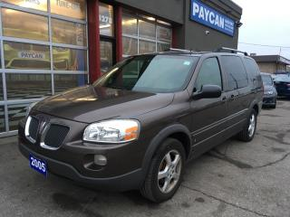 Used 2008 Pontiac Montana Sv6 w/1SC for sale in Kitchener, ON