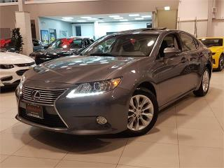 Used 2015 Lexus ES 300 h HYBRID NAVIGATION-CAMERA-ONLY 29KM-LEXUS WARRANTY for sale in Toronto, ON