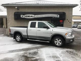 Used 2012 RAM 1500 OUTDOORSMAN for sale in Mount Brydges, ON