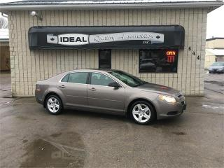 Used 2011 Chevrolet Malibu LS for sale in Mount Brydges, ON