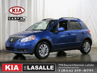 Used 2013 Suzuki SX4 Jx Awd Nav for sale in Montréal, QC