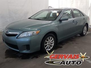 Used 2010 Toyota Camry Hybride Hybride T.ouvrant for sale in Shawinigan, QC