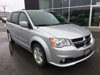 Used 2012 Dodge Grand Caravan Crew for sale in Ingersoll, ON