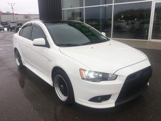 Used 2014 Mitsubishi Lancer GT, Winter Tires, Heated Seat, Sunroof for sale in Ingersoll, ON